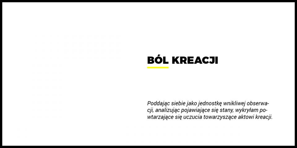 Natalia Romaniuk Ból Kreacji