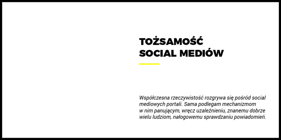 Natalia Romaniuk tożsamość social mediów