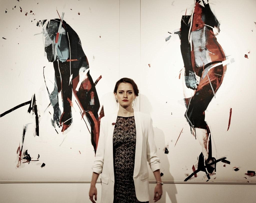 Natalia Romaniuk - dr sztuk pięknych, artysta grafik, malarka, projektantka graficzna