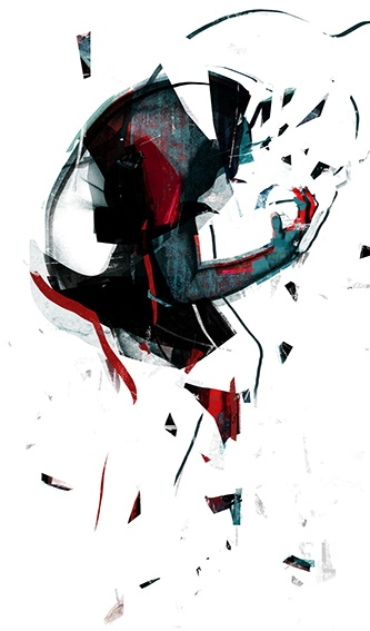 Natalia Romaniuk - de_rekonstruckja tożsamości 6 (grafika, druk pigmentowy)
